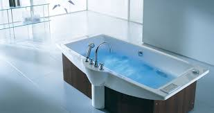 New Waves Bathtub Teuco Guzzini