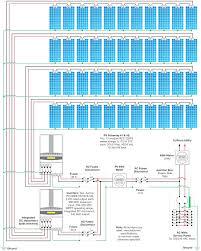 solar panel grid tie wiring diagram inverter schematic incredible