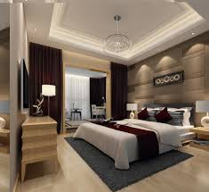 modern bedroom 3d model bedroom