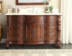 All Wood Vanity For Bathroom by 60