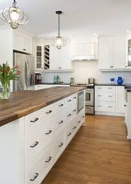 white cabinets with butcher block countertops butcher block countertops dark cabinets kitchen traditional with