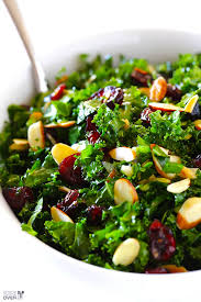 kale salad with warm cranberry vinaigrette gimme some oven