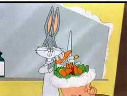 bugs bunny makes fruit salad on elmer fudds