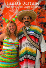 Halloween Costumes Mexican 15 Diy Couples Family Halloween Costumes Onecreativemommy