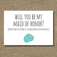 bridesmaids invitations best of honor invitation products on wanelo