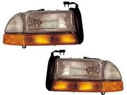 2001 dodge dakota headlight assembly dodge dakota headlights ebay
