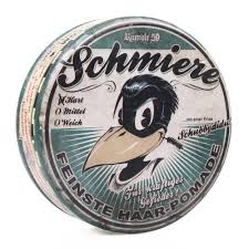 Pomade As rumble 59 schmiere hair pomade