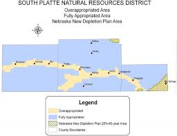Cheyenne Map South Platte Natural Resources District Kimball Cheyenne And