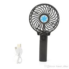 handheld fan mini portable handheld fan cooler cooling usb rechargeable air