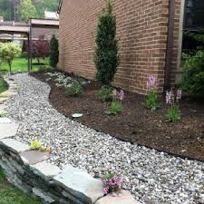 How Many Tons Per Cubic Yard Of Gravel Mr Mulch Landscape Supply Store Bulk Small River Rock Mr Mulch