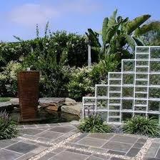 Patio Half Wall The 25 Best Glass Blocks Wall Ideas On Pinterest Glass Block