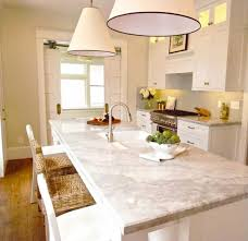 Marble Kitchen Countertops Kitchen Countertop Pricing And Materials Guide