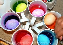 how to color boiled eggs with food coloring 28 images