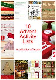 awesome diy advent calendar ideas 25 days of ideas