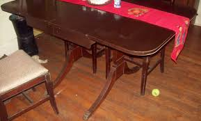 table horrifying duncan phyfe dining table set fabulous duncan