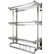 bathrooms design simple glass shelves for bathroom chrome how