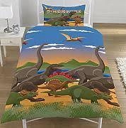 Dinosaur Double Duvet Buy Dinosaur Bedding Sets Online Lionshome