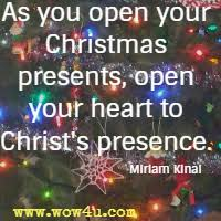 christmas quotes inspirational words of wisdom