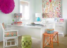 Decorate The Home 20 Ways To Decorate Home Office In White