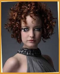 loose perms for short hair loose spiral perm for short hair hairstyles pictures