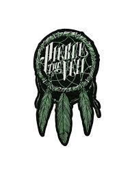 Tattoo Home Decor Pierce The Veil Dreamcatcher Sticker Topic Accessories
