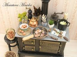 miniature dollhouse kitchen furniture 70 best miniature stores images on miniature rooms