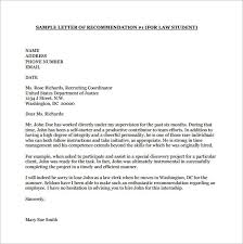 how to address a letter of recommendation how to