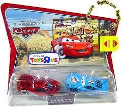 disney cars cars movie doubles dinoco cruisin