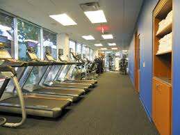 crown castle the risher companies gym design
