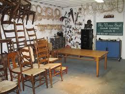 Rocking Chair Seat Repair Woven Seat