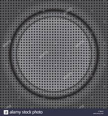 Modern Speaker Fine Abstract Image Of Rounded Frame On Modern Speaker Texture