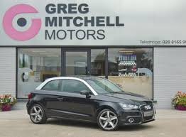 audi northern dealers greg mitchell motors car dealer based in omagh northern