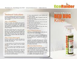 What To Use On Bed Bug Bites Amazon Com Bed Bug Killer By Ecoraider 16 Oz Fast And Sure Kill