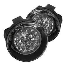 dodge dakota fog light install spyder fl led ddak01 c led fog lights