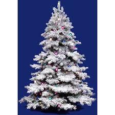 pre lit 36 x 24 alaskan dura lit artificial tree