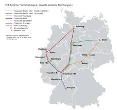 Essen Germany Map by Db Deutsche Bahn