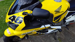 2004 honda cbr 600 for sale honda cbr 600 fr2 rossi replica f4i f sport for sale uk youtube