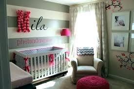 chambre bébé idée déco la peinture chambre bacbac 70 idaces sympas deco chambre bebe fille