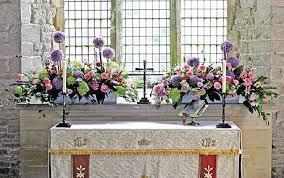 church flower arrangements church flower arranging on a budget telegraph