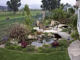 Beautiful Small Backyard Pond Design Ideas  Decpot Backyard - Backyard pond designs small