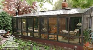 Patio Enclosures Nashville Tn by Straight Eave Solarium By Patio Enclosures Out Of Doors