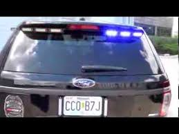 code 3 pursuit light bar coordinated emergency lighting system from code 3 youtube