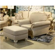 ashley furniture chair and ottoman ashley furniture gailian living room ottoman