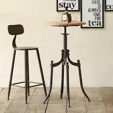 metal bar table set vintage metal bar chair bar table lift 100 wooden bar table anti