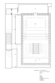 geode urban theater cinema by kristin hawk at coroflot com plan of