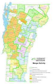 Map Vermont Districts Across Vermont Could Look Very Different After