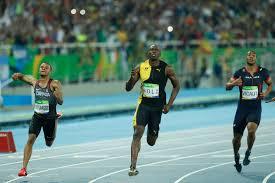Athletics at the 2016 Summer Olympics – Men's 100 metres
