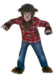 halloween costumes werewolf kids the halloween