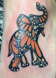 the meaning of butterfly tattoos design idea