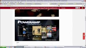 download poweramp free u0026 full version android apps apk youtube